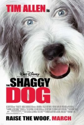 Šuns kailyje / The Shaggy Dog (2006)