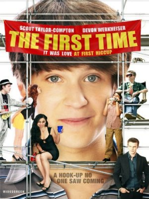 Pirmas Kartas / Love at First Hiccup / The First Time (2009)