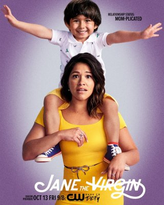 Skaistuolė Džeinė (4 Sezonas)  / Jane the Virgin (Season 4) (2014)