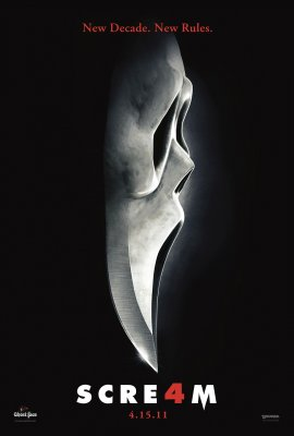 Klyksmas 4 / Scream 4 (2011)