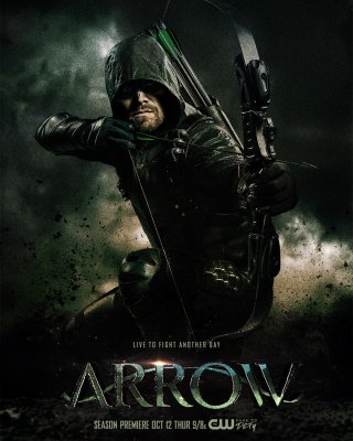 Strėlė (6 sezonas) / Arrow (season 6) (2017)