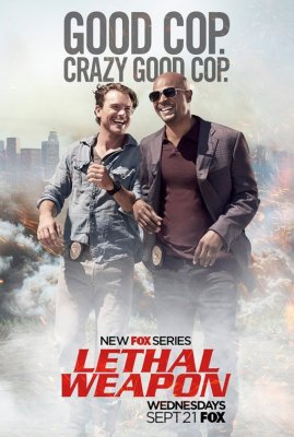 Mirtinas ginklas (1 sezonas) / Lethal Weapon (season 1) (2016)