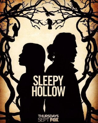 Raitelis be galvos (1 sezonas) / Sleepy Hollow (season 1) (2013)
