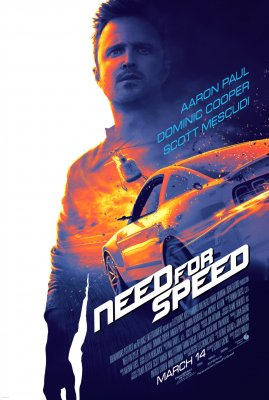 Ištroškę greičio / Need for Speed (2014)