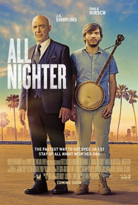 Naktis su uošviu / All Nighter (2017)
