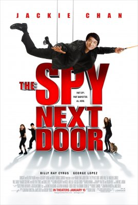 Kaimynas šnipas / The Spy Next Door (2010)
