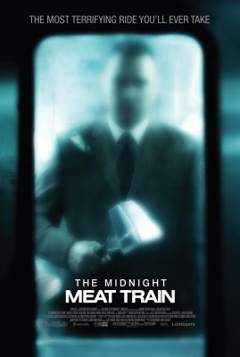 Naktinis skerdynių traukinys / The Midnight Meat Train (2008)