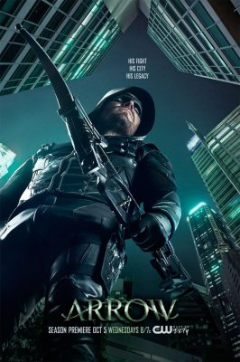 Strėlė (1 sezonas) / Arrow (season 1) (2012)