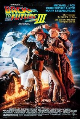 Atgal į ateitį 3 / Back to the Future 3 (1990)