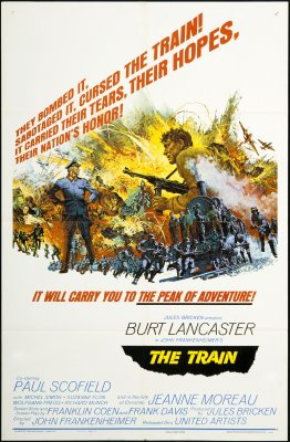 Traukinys / The Train (1964)