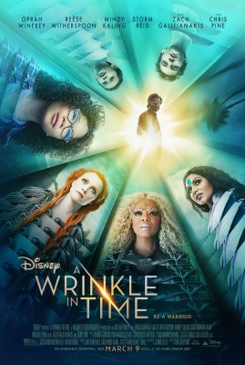 Laiko vingis / A Wrinkle in Time (2018)