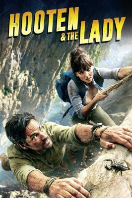 Hutenas ir ledi (1 Sezonas) / Hooten & the Lady (Season 1) (2016)