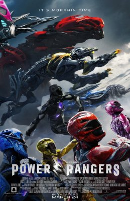 Turboreindžeriai / Power Rangers (2017)