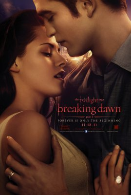 Brėkštanti aušra. 1 dalis / The Twilight Saga: Breaking Dawn - Part 1 (2011)