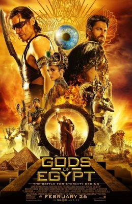 Egipto dievai / Gods Of Egypt (2016)