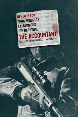 Saskaitininkas / The Accountant (2016)