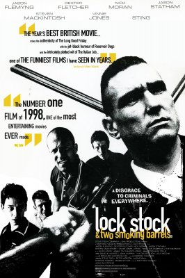 Lok, stok arba šauk / Lock, Stock and Two Smoking Barrels (1998)