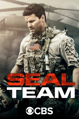 Ruonių komanda (1 Sezonas) / SEAL Team (Season 1) (2017)
