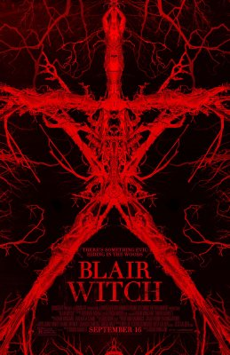 Bleiro ragana / Blair Witch (2016)