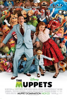 Mapetai / The Muppets (2011)