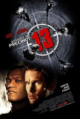 13 nuovados apgultis / Assault on Precinct 13 (2005)
