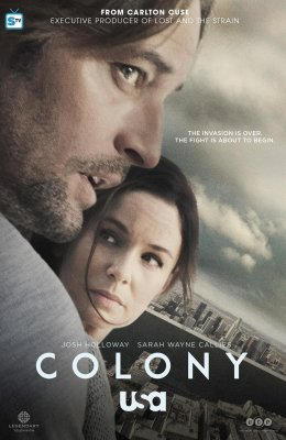 Kolonija (1 sezonas) / Colony (season 1) (2016)