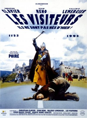 Ateiviai / Les visiteurs / The Visitors (1993)