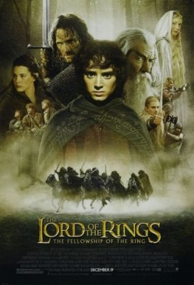 Žiedų valdovas: Žiedo brolija / The Lord of the Rings: The Fellowship of the Ring (2001)