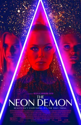 Neoninis demonas / The Neon Demon (2016)