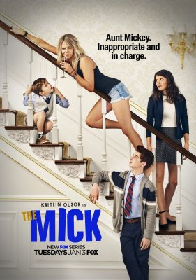 Makendzė (1 sezonas) / The Mick (season 1) (2017)