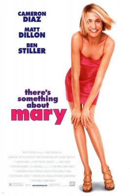Pakvaišę dėl Merės / There's Something About Mary (1998)