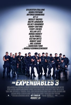 Nesunaikinami 3 / The Expendables 3 (2014)