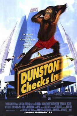 Išdykėlis Danstonas / Dunston Checks In (1996)
