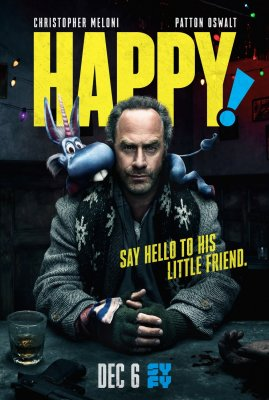 Hepis (1 Sezonas) / Happy! (Season 1) (2017)
