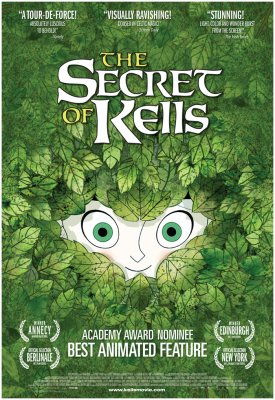 Kelso abatijos paslaptis / The Secret of Kells (2009)