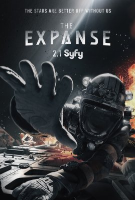 Erdvė (1 sezonas) / The Expanse (season 1) (2015)