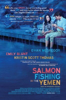 Tai nutiko Jemene / Salmon Fishing in the Yemen (2011)