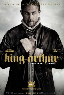 Karalius Artūras. Kalavijo legenda / King Arthur. Legend of the Sword (2017)