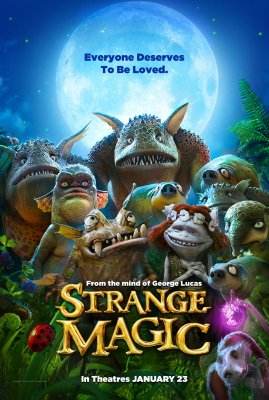Keista magija / Strange Magic (2015)