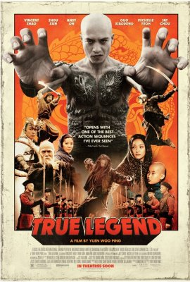 Tikroji Legenda / True Legend (2010)