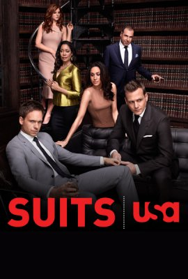 Kostiumuotieji (5 sezonas) / Suits (season 5) (2015)