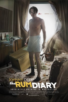Romo dienorastis / The Rum Diary (2011)