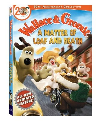 Volisas ir Gromitas: gyvenimas arba mirtis / Wallace and Gromit: A Matter of Loaf and Death (2008)