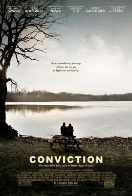 Nuosprendis / Conviction / Betty Anne Waters (2010)