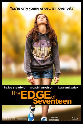 17-metystės riba / The Edge of Seventeen (2016)