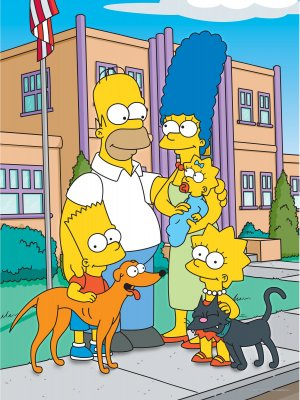 Simpsonai (7 sezonas) / The Simpsons (season 7) (1995)