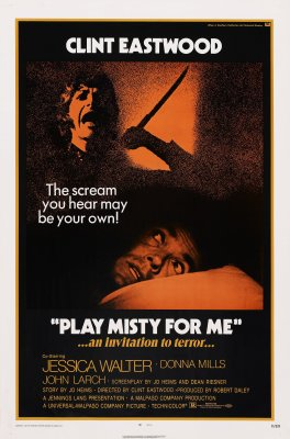 Pagrok man miglą / Play Misty for Me (1971)