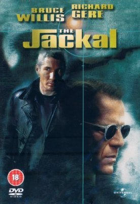 Šakalas / The Jackal (1997)