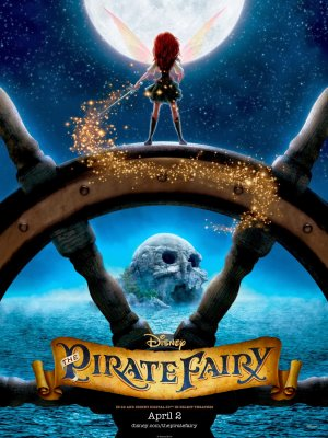 Piratų fėja / The Pirate Fairy (2014)