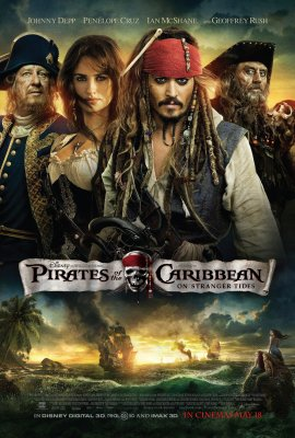 Karibų piratai: ant keistų bangų / Pirates of the Caribbean 4: On Stranger Tides (2011)